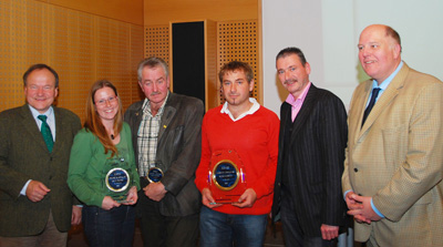 BESTER KOMPOST aus Niederösterreich 1. Platz 2008