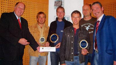 BESTER KOMPOST aus Niederösterreich 3. Platz 2006