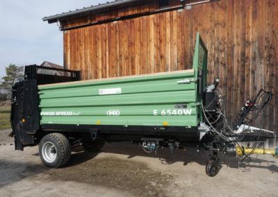 Kompoststreuer Vermietung